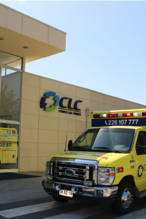 Ambulancia CLC