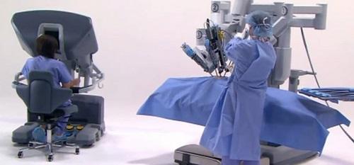 Centro de Robótica - Clínica Las Condes